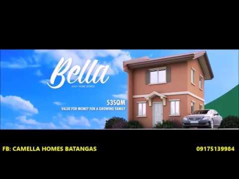 Bella Model House Camella Easy Homes