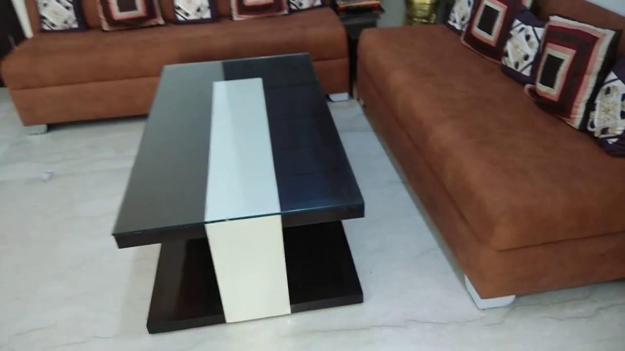 Corner Sofa Set & Table Design for Living Room || Ideas ...