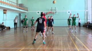 Универсиада по волейболу 2015г. (часть 3)