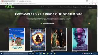 Gambar cover how to download a  movie + subtitle  ( easy way )