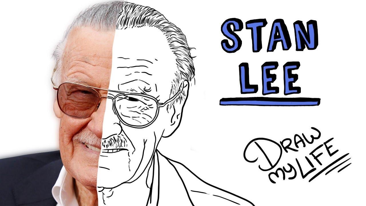 STAN LEE    Draw My Life