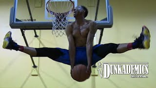 Jonathan Clark INSANE Dunk Mix! Flips : Splits : & More!