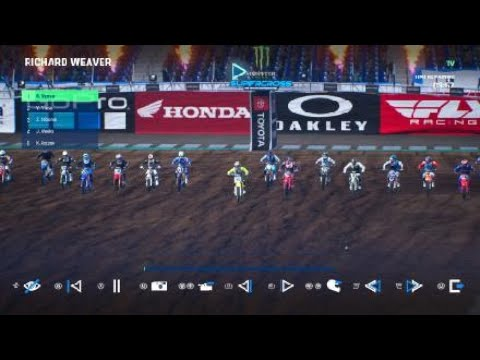 Monster Energy Supercross - The Official Videogame 4 |