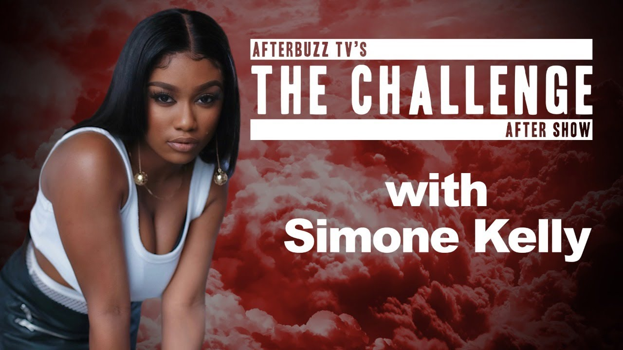 Simone Kelly Talks The Challenge, BLM and More | AfterBuzz TV