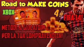 FIFA 14| Road to MAKE COINS 4# - Come fare crediti - Giocatori nuovi