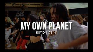 Gambar cover | My Own Planet - Royce da 5'9 | Steven Pascua Choreography |