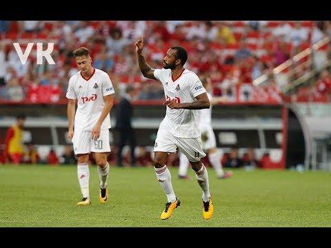 Manuel Fernandes Vs Spartak Moscow | HD (19/08/2017)