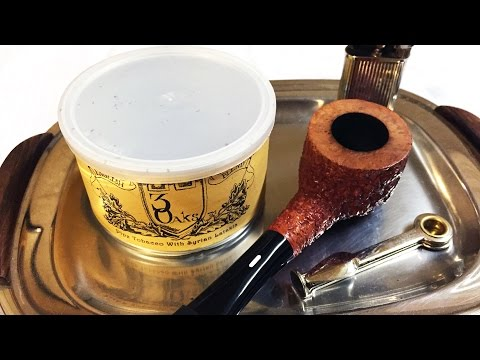 "Pipe Tobacco Review: McClelland ""Three Oaks Syrian"""
