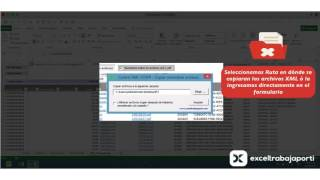 Video Convertir cfdi a Excel, exportar cfdi a Excel [ Control XML - CFDI ] download MP3, 3GP, MP4, WEBM, AVI, FLV Oktober 2018