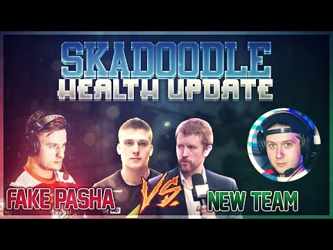 Skadoodle's Health, Thorin and K0nfig, ESL Issues, Peacemaker, Potential OpTic Members, Fake Pasha
