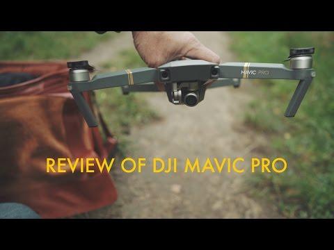 DJI Mavic Pro Review Part 1
