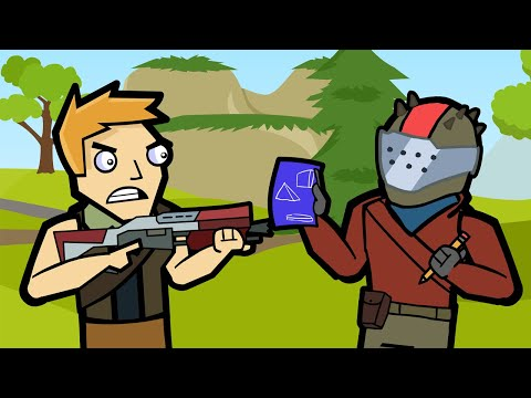 Loot & Shoot: The Squad Ep 2 | Original Fortnite Animation