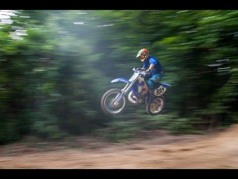2014 Matt Motovideo first year racing YZ250 DR350S RMZ450 Hare Scramble XC Trails Motocross
