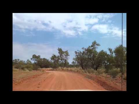 Video 304 Old South Road - From Maryvale Station Towards Chambers Pillars