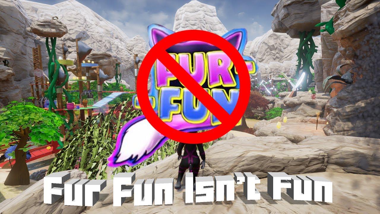 Fur Fun Is Not So Fun