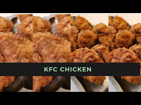 comment-faire-du-poulet-kfc/-poulet-pané.-/-kfc-chicken