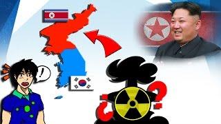 Corea del Norte - Un poco de historia y la actualidad!