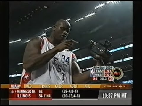 2004 NBA All-Star Game Highlights (ESPNEWS)