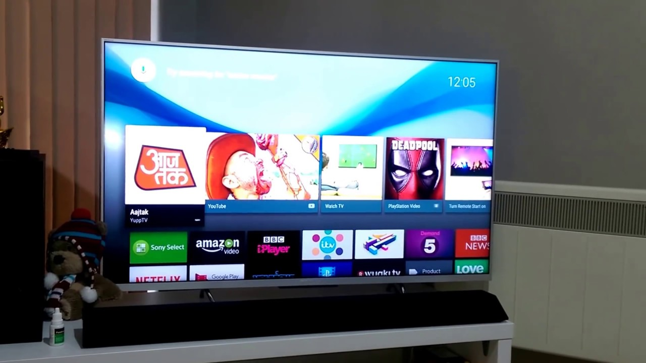 Best Sony Android TV 2018 ️ Android TV Review Sony ️ Sony