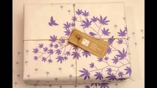 Подарочная упаковка от Сервиса ChickChirik(Упаковка подарков в фирменном стиле ChickChirik - это натуральные материалы, качество и стиль. Все подарки, приоб..., 2013-04-22T14:37:07.000Z)