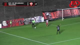 FATV 17/18 Fecha 17 - Defensores de Belgrano 1 - Talleres 1