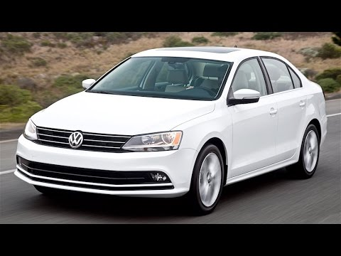 2016 Vw Jetta Review New Engine Youtube