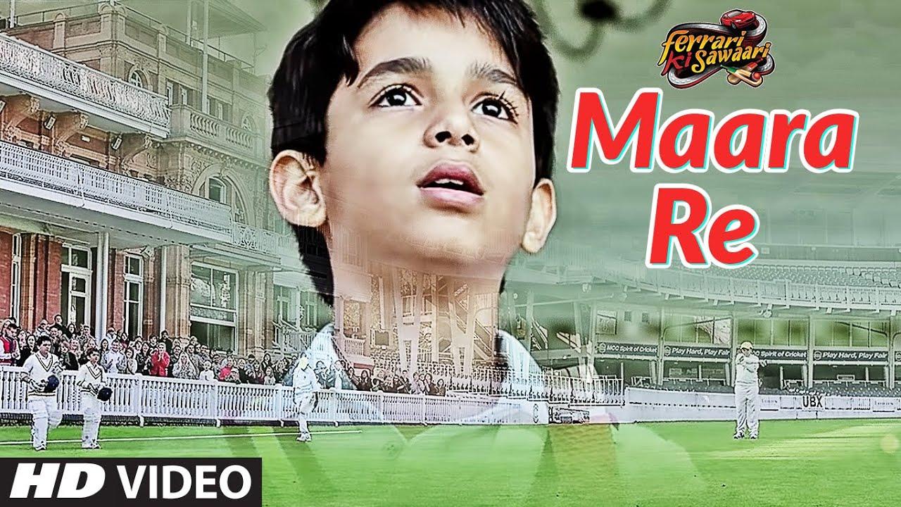 Download Maara Re Video Song | Ferrari Ki Sawaari | Sharman Joshi, Boman Irani | Pritam