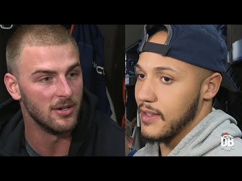 Shane Ray, Jake Butt eager to help team win