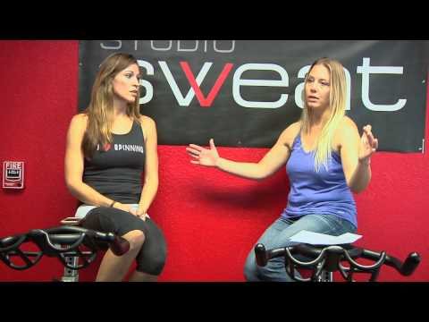 Is it safe to Spin pregnant? If so, how?!? What's New at SSOD? Vlog 04.13.2013