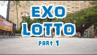 EXO Lotto(Louder) Part 1 分解動作舞蹈教學 // dance tutorial//振り付け//踊ってみた // dance cover/practice/Lesson