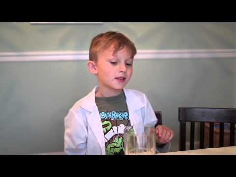 Frozen Experiment- Ryder the Science Kid