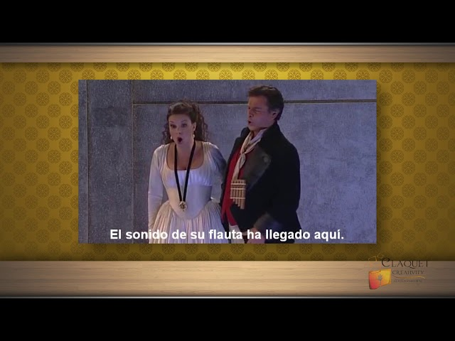 184J Papageno y Los Esclavos     Mozart