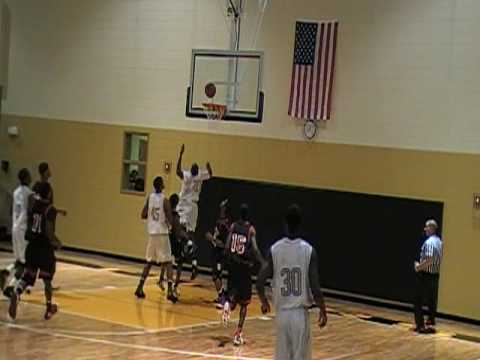 Lonnie Gibbons-Swainsboro Basketball 2009-2010