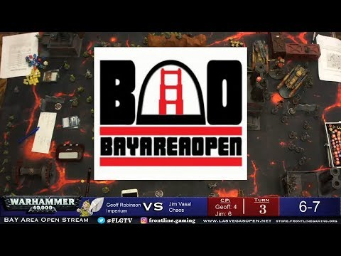 Bay Area Open 2019 Finals: Geoff Robinson vs Jim Vasal