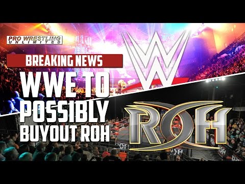 BREAKING NEWS: WWE Secretly In Talks With Sinclair Broadcasting Group To Possibly Buyout ROH