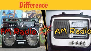 Difference Between FM And Am Radio In Hindi   AM Radio Vs FM Radio In Hindi   Am Radio And Fm Radio