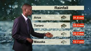Weather forecast by Sempa Alex Kim for 18-10-2019