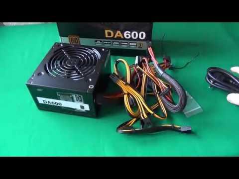 DeepCool 600W (DA600)