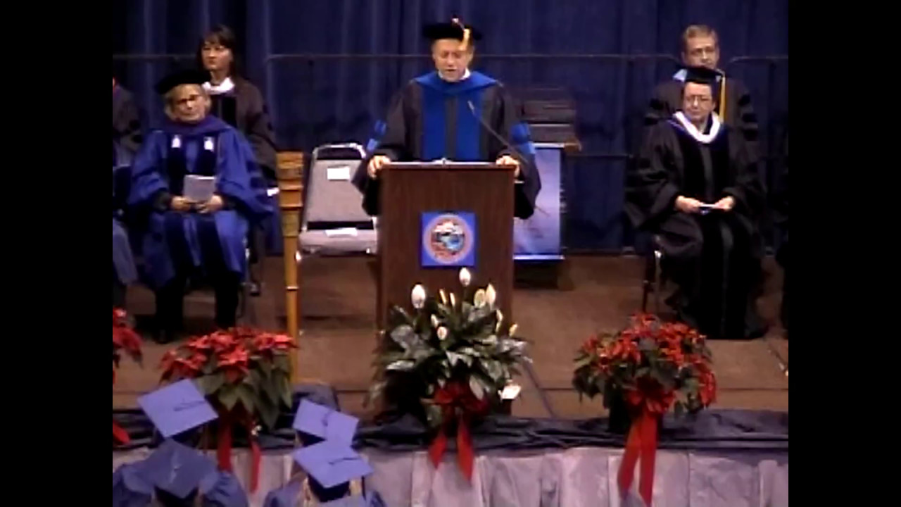 Clinton CC Graduation  12-15-06