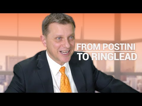 How RingLead was Founded - From Postini to RingLead