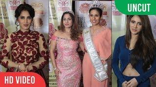 UNCUT - Silk Mark Beauty Pageant For Married Women   Shweta Khanduri, Smita Gondkar, Priyanka Goyal