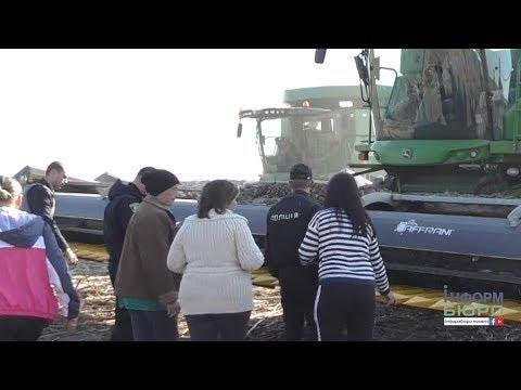 На Харківщині чергова спроба рейдерського захоплення фермерського врожаю