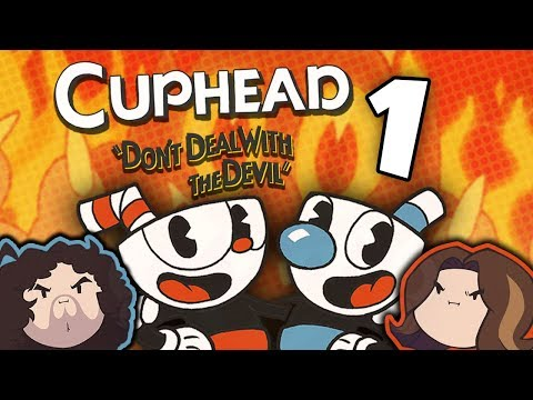 Cuphead: As Tough As The 1930s - PART 1 - Game Grumps
