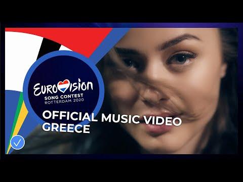 Stefania - SUPERG!RL - Greece 🇬🇷 - Official Music Video - Eurovision 2020
