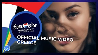 Stefania - SUPERG!RL - Greece 🇬🇷 - Official Music Video - Eurovision 2020
