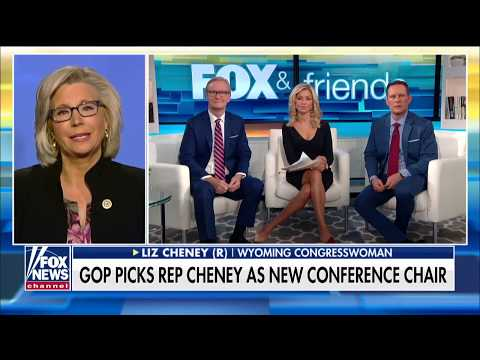 Liz Cheney: 'New Energy' in Democratic Party 'Happens to Be Socialists'