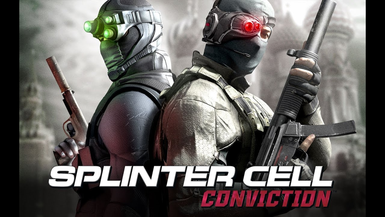 Как сделать splinter cell conviction русском фото 305
