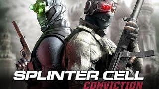 Splinter Cell Conviction| Русский язык божественнен в этой игре :DD Финал