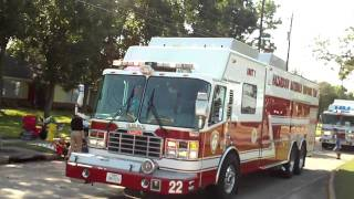 Deer Park FIRE PARADE 2011 vid#4