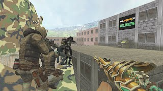 Counter-Strike: Zombie Escape Mod - ze_CLASSIC_MARY_EXP on DrunkGaming